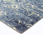 Emerald City 320x230cm Dana Digital Print Soft Acrylic Rug - Multi 2