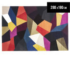 Harlequin 280x190cm Hand Tufted Wool Rug - Multi 1