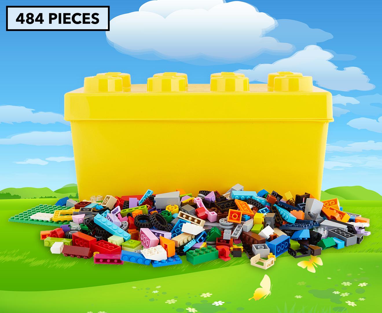 Lego Classic Medium Creative Brick Box Instructions