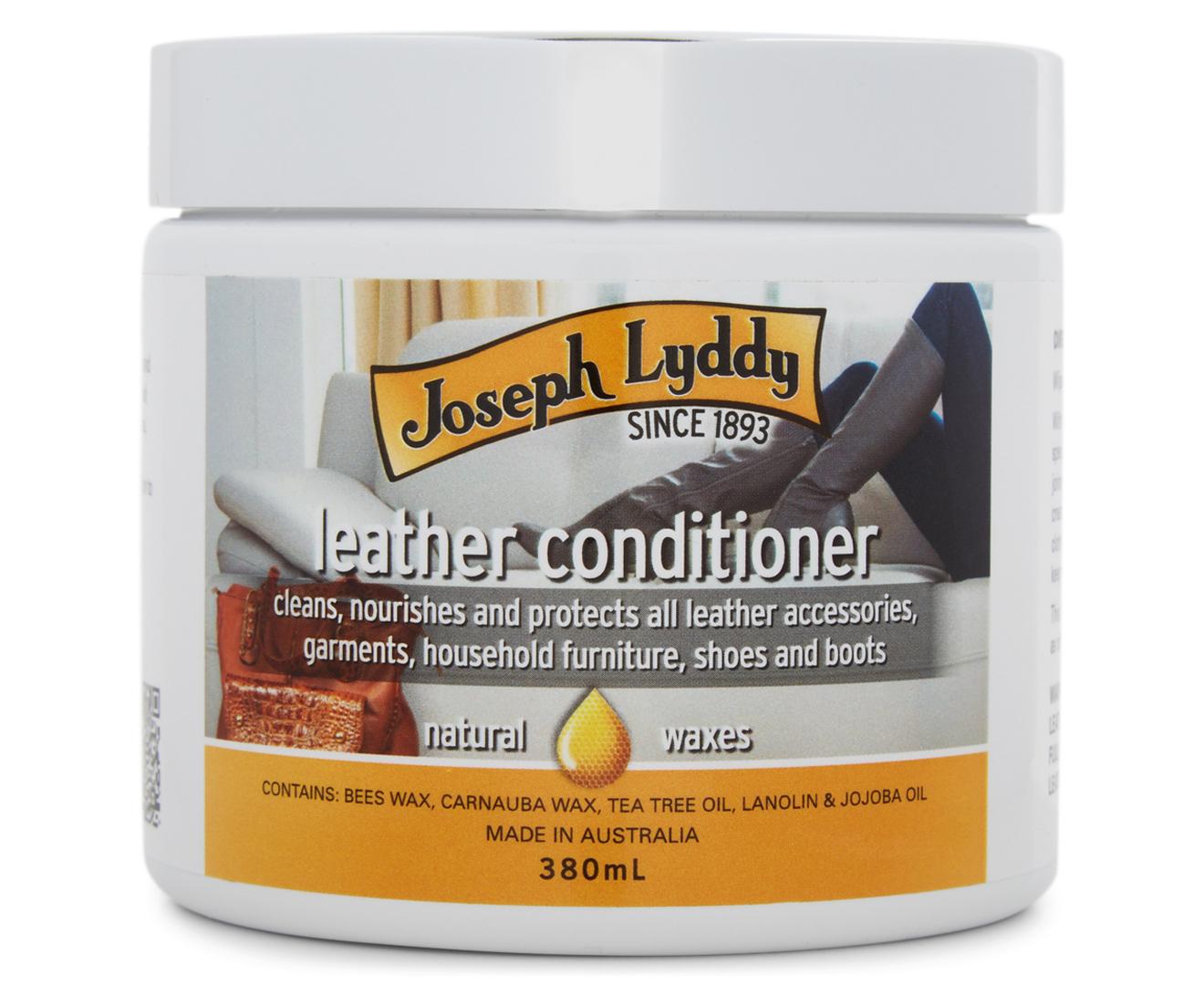 Joseph Lyddy Leather Conditioner 380ml Groceryrun Com Au