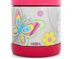 Thermos FUNtainer Stainless Steel Vacuum Insulated Food Jar 290mL - Butterfly 5