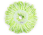 Replacement Mop Heads 2pk - White/Green 3