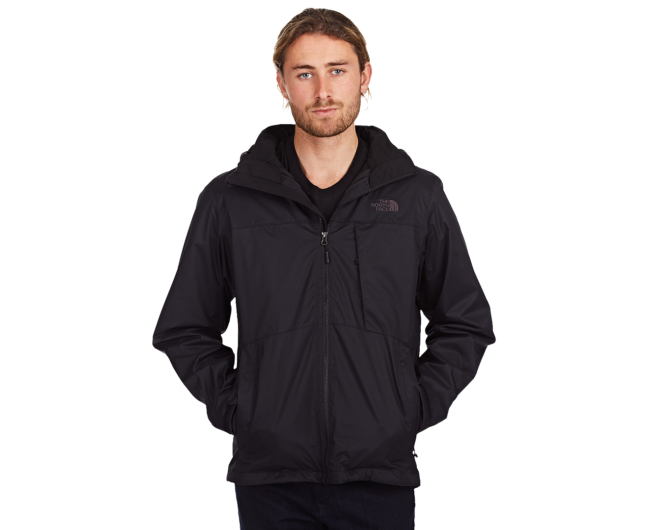 The North Face Men S Arrowood Triclimate Jacket Fleece