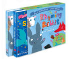 The Singing Mermaid & The Rhyming Rabbit Board Book Gift Slipcase 1