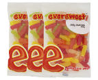 3 x Eversweet Jelly Babies 250g 1