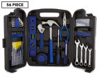 56-Piece Tool Set w/ Carry Case 1