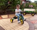 John Deere Steel Tricycle - Green 2