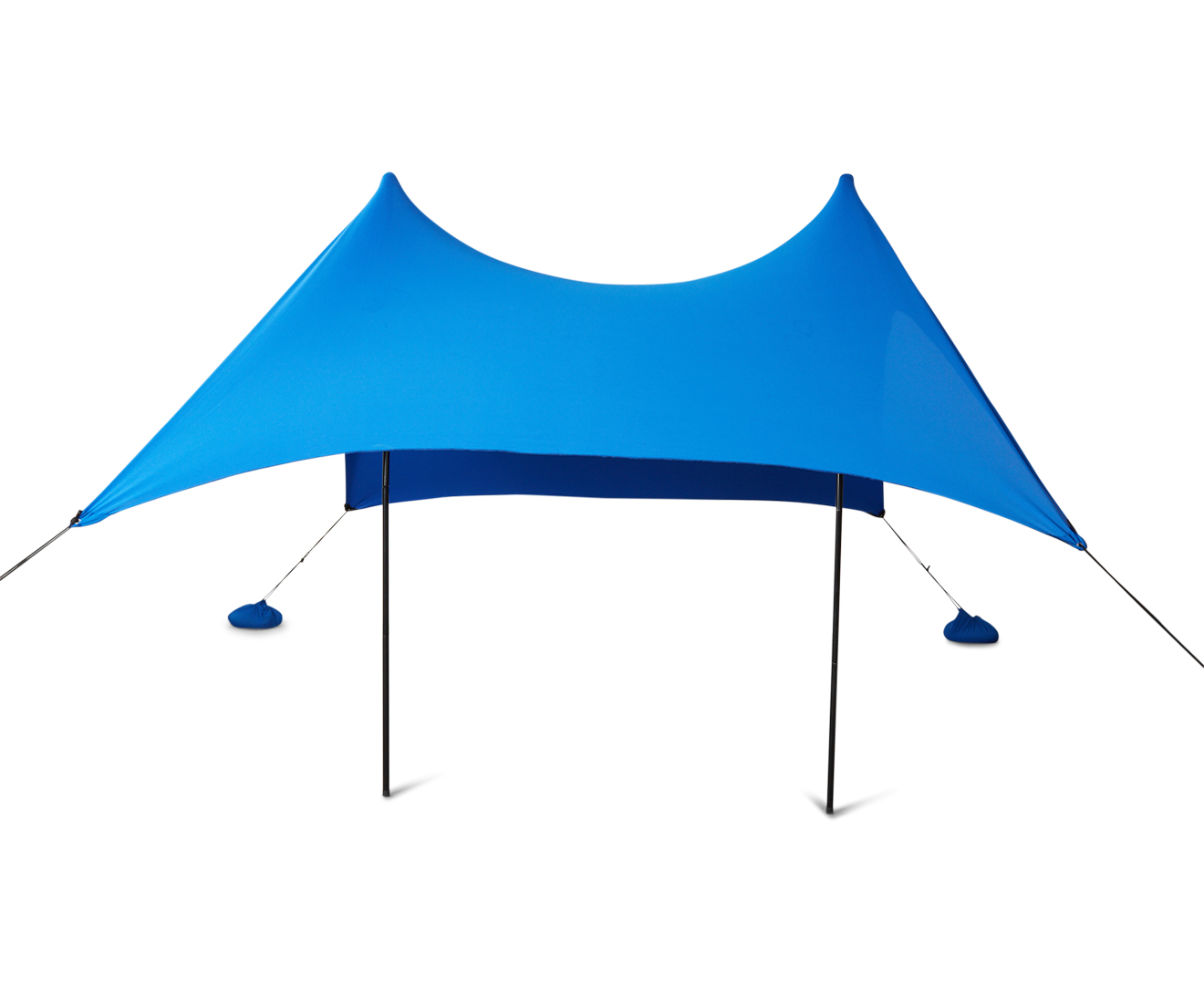 Beach Tent Sun Shelter w/ Carry Bag