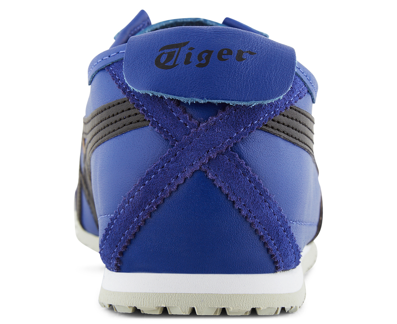 Onitsuka Tiger Men's Mexico 66 Shoe - Asics Blue/Black ...