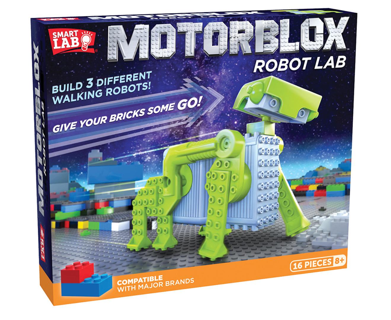 Smartlab Motorblox Robot Lab Toy Catch Com Au