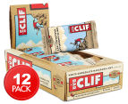 12 x Clif Bar White Chocolate Macadamia Nut Energy Bar 68g 1