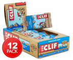 12 x Clif Bar Chocolate Chip Energy Bar 68g 1