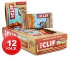 12 x Clif Bar Crunchy Peanut Butter Energy Bar 68g 1