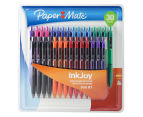 Paper Mate Inkjoy 300 Retractable Ballpoint Pens 30-Pack - Assorted Colours 1