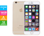 Apple iPhone 6 16GB REFURB - Gold 1