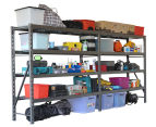 Summit Storage Industrial Shelving Unit Additional Bay Kit 2