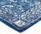 Tapestry Contemporary Easy Care Vienna 330x240cm Rug - Navy 2