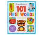 First Steps 101 First Words Lift-A-Flap Book 1