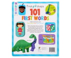 First Steps 101 First Words Lift-A-Flap Book 2