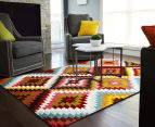 Rug Culture 330x240cm Sioux Rug - Multi 6