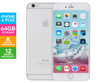 Apple iPhone 6 Plus 64GB REFURB - Silver 1