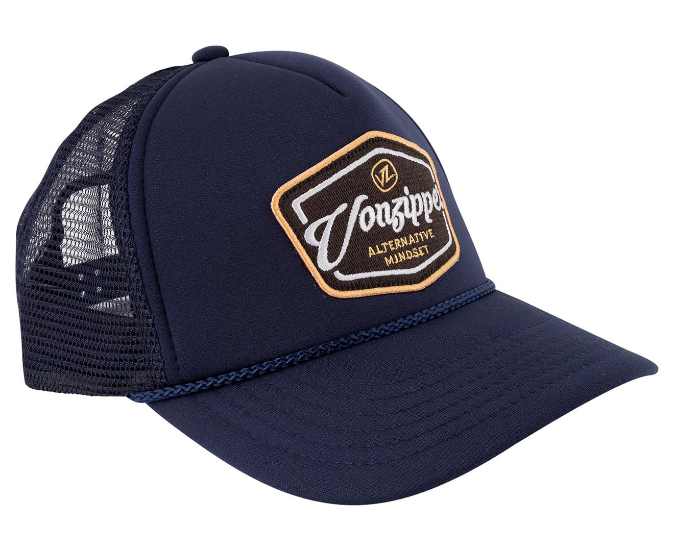 VonZipper Day Out Trucker - Navy  89923812ed0f