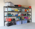 Summit Storage Industrial Shelving Unit Additional Bay Kit 4