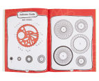 How To Draw Spiral Doodles: Giant Book & Kit 3