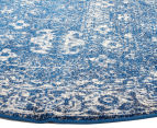 Tapestry Contemporary Easy Care Cairo 240x240cm Rug - Navy 2
