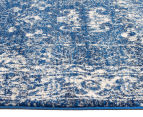 Tapestry Contemporary Easy Care Cairo 400x80cm Runner - Navy 3