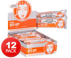 12 x Slim Secrets Morning Rev-Up Café Latte Bars 40g 1