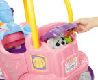 Little Tikes 2-in-1 Princess Horse & Carriage Ride on 4