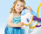 Little Tikes 2-in-1 Princess Horse & Carriage Ride on 6