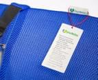 PharMeDoc Lumbar Support Pillow - Blue 5