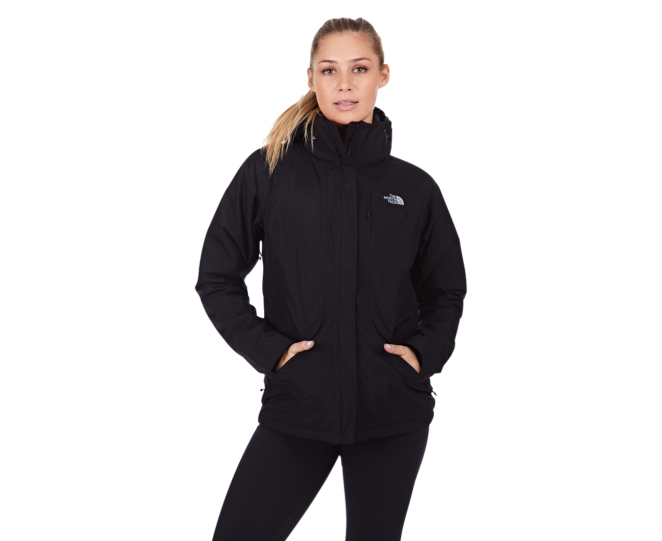 0c79e2715 The North Face Women's Inlux Insulated Jacket - TNF Black | Catch.com.au