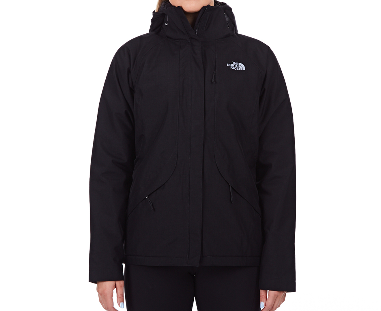 49a190ad0d26 The North Face Women s Inlux Insulated Jacket - TNF Black