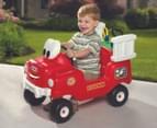 Little Tikes Spray & Rescue Fire Truck Indoor/Outdoor Toddler Children Ride On Toy 18m+ 4