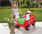 Little Tikes Spray & Rescue Fire Truck Indoor/Outdoor Toddler Children Ride On Toy 18m+ 5