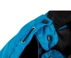 Pet One Rain Buddy Water Resistant Dog Coat - Blue 5