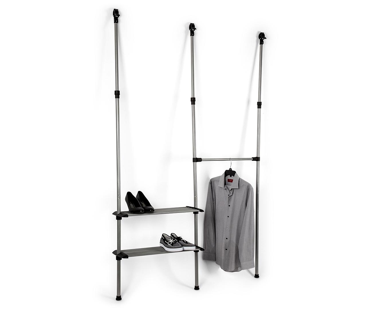 Whitmor Closet Rod Closet System Silver Catch Com Au