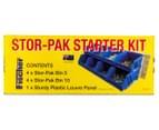 Fischer Stor-Pak 5 & 10 Starter Kit - Blue 6
