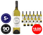 12 x Fermoy Estate Margaret River Sauvignon Blanc 2014 750mL 1