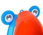 Boy's Toilet Training Frog Urinal - Orange 5