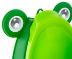 Boy's Toilet Training Frog Urinal - Green 5
