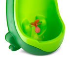 Boy's Toilet Training Frog Urinal - Green 6