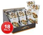 18 x J.C.'s Quality Foods Original Delicious Healthy Mix 45g 1