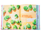 AWW Super Foods & Power Juices Hardcover Book 5