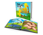 Personalised Kids' Standard Hard Cover Story Book 2