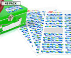 Personalised Kids' Name Labels 48-Pack 1