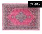 Rug Culture 230x160cm Eternal Rug - Pink 1
